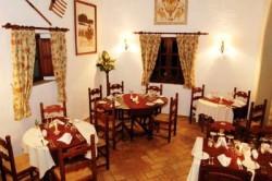 Le Marquis Restaurant Room