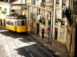 Lisbon - Tram 28 by Paulo Mendonca