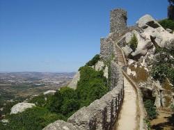 Sintra - Moorish Castle by Rei-artur @Wikimedia.org