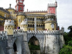 Sintra - Pena Palace by Luiyo @Wikimedia.org