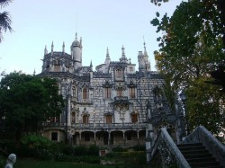 Sintra - Quinta da Regaleira by Sylx100 @Wikimedia.org