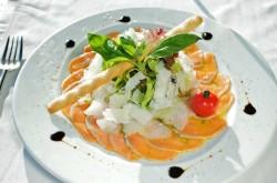 Restaurant Sui Generis Signature Dish