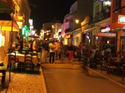 Nightlife Alvor Portugal