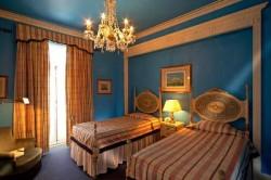 casa da pergola hotel twin room