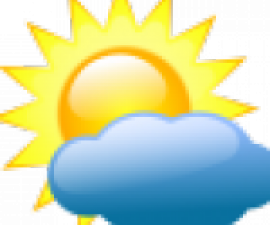 Weather in Evora