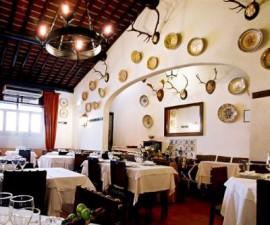 Evora - O Fialho Restaurant