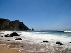 Sintra - Adraga beach
