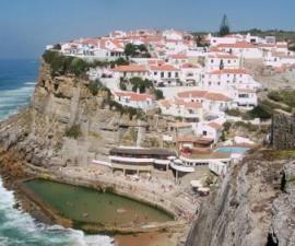 Sintra - Colares beach