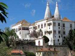 Sintra - National Palace by Thomas @Wikimedia.org