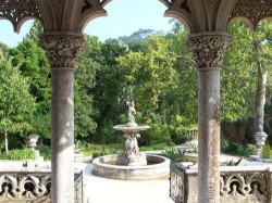 Sintra - Palacio Monserrate by Lusitana @Wikimedia.org