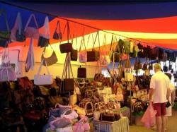 Vilamoura - Quarteira street market