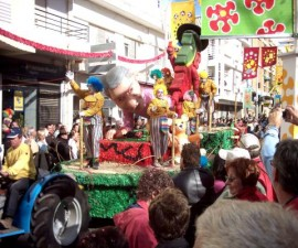 Tavira - Carnival by john hulin @ Flickr