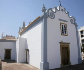 Albufeira - Sant' Ana Church