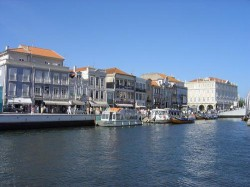 Aveiro - City Centre by Husond @Wikimedia.org