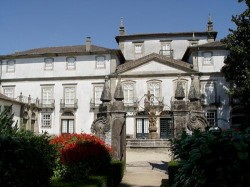 Braga - Palace and Museum Biscainhos by Joseolgon @Wikimedia.org
