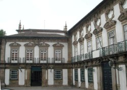 Braga - Palace and Museum Biscainhos by Snitrom @Wikimedia.org
