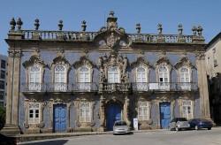 Braga - Raio Palace by Joseolgon @Wikimedia.org