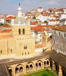 Coimbra - Old Cathedral - Se Velha
