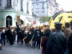 Coimbra - Queima das Fitas by Angel Serrano Sanchez de Leon@Wikimedia.org