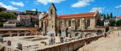 Coimbra - Santa Clara-a-Velha Monastery