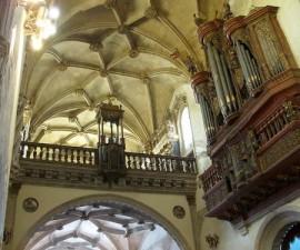 Coimbra - Santa Cruz Church by Fulviusbas-2 @Wikimedia.org