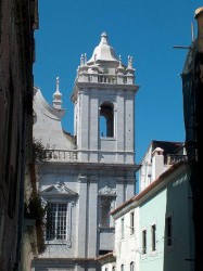 Lisbon - Santa Catarina Church by Joao Carvalho @Wikimedia.org