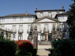 Braga - Palace Museum Biscainhos by Joseolgon @Wikimedia.org