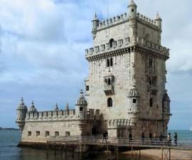 Lisbon - Belem Tower by Alvesgaspar @Wikimedia.org