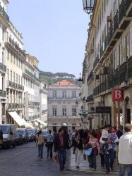 Lisbon - Chiado & Bairro Alto Neighbourhoods by Scalleja @Wikimedia.org