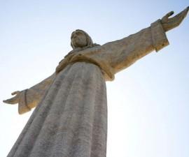 Lisbon - Cristo Rei Statue by Magnusha @Wikimedia.org