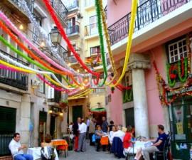 Lisbon - Santo Antonio Festival