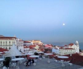 Lisbon - Viewpoints - Miradouro Portas do Sol
