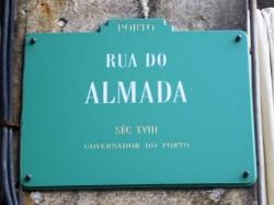 Porto Shopping - Rua do Almada by Manuel de Sousa @Wikimedia.org